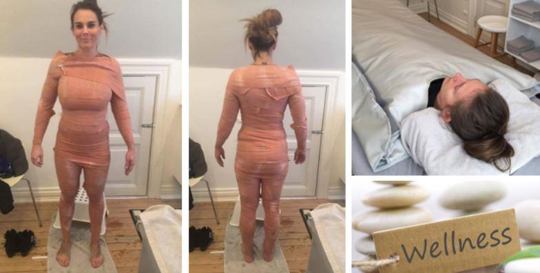 Hvordan foregår bodywrap